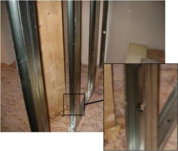 Passage de c ble lectrique dans les cloisons - Passer cable dans gaine enterree ...